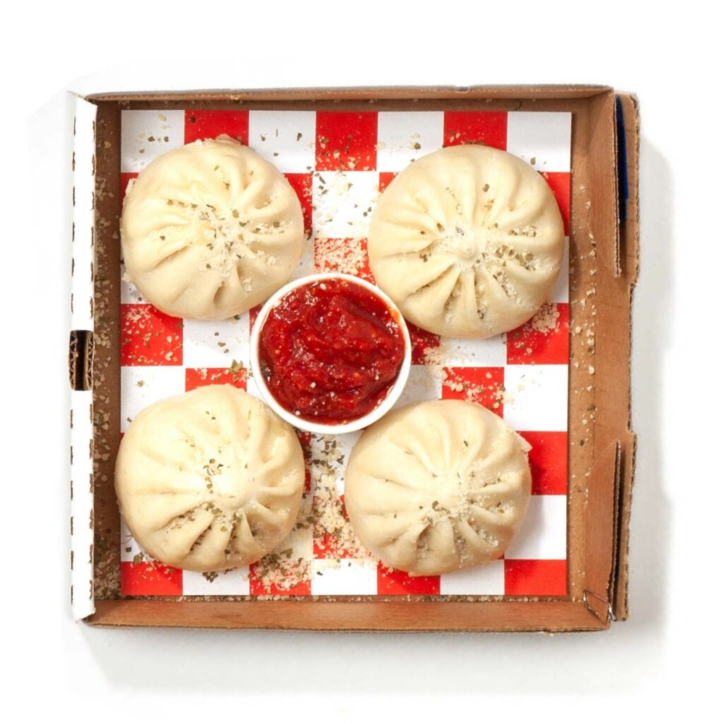 Pizza Bao Party Pack